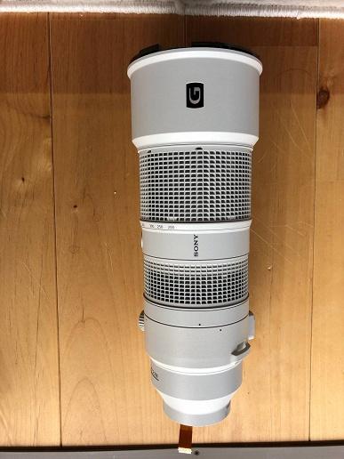 Появились изображения объектива Sony FE 200-600mm 5.6-6.3mm G OSS