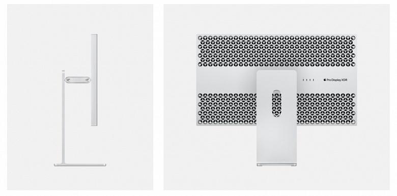 Представлен монитор Apple Pro Display XDR. Подставка для него продаётся отдельно за... 1000 долларов