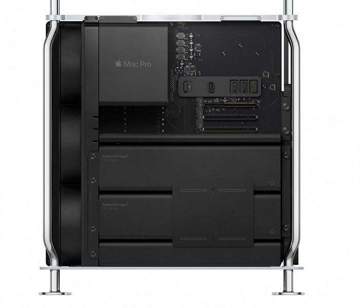 Представлен новый Apple Mac Pro