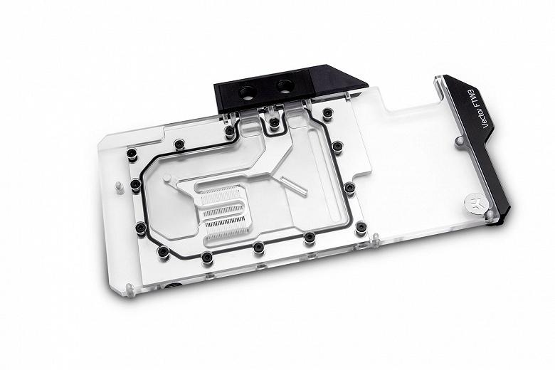 Водоблок EK-Vector FTW3 RTX 2080 RGB предназначен для 3D-карт EVGA
