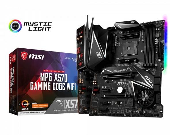 AMD подтвердила, что PCIe 4.0 будут поддерживать только платы с чипсетами 500-й серии - 1