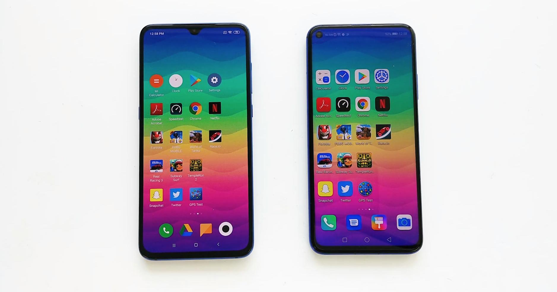 Honor 20 против Xiaomi Mi 9: кто быстрее?