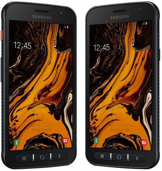 Samsung Galaxy XCover 4s рассекречен: защищенный смартфон с 5-дюймовым экраном и аккумулятором емкостью 2800 мА·ч за 250 евро