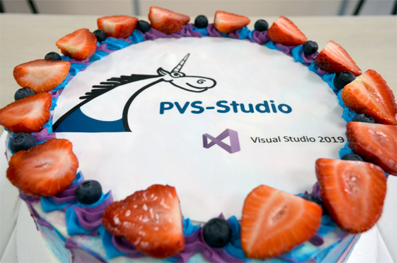 Support of Visual Studio 2019 in PVS-Studio - 1