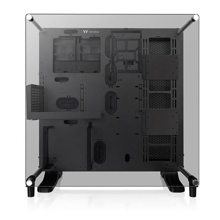 Thermaltake Core P5 TG V2 Black Edition: корпус для эффектной игровой системы