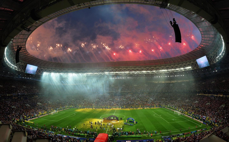 Главная арена страны. Как обновлялись «Лужники» перед Чемпионатом мира по футболу - 1