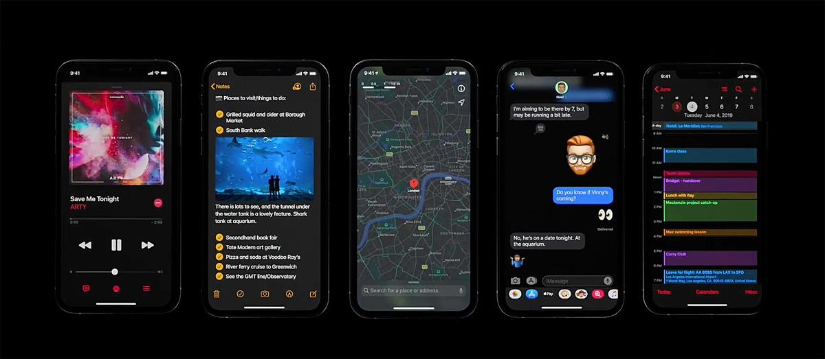 iOS 13, watchOS 6, iPadOS и новый Mac Pro. Презентация Apple на WWDC 2019 - 6