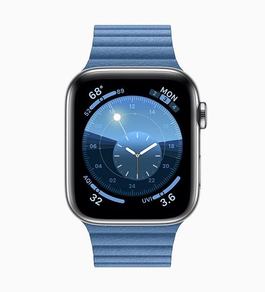 Представлена операционная система watchOS 6