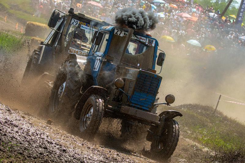 Тракторное безумие: «Бизон-Трек-Шоу-2019»