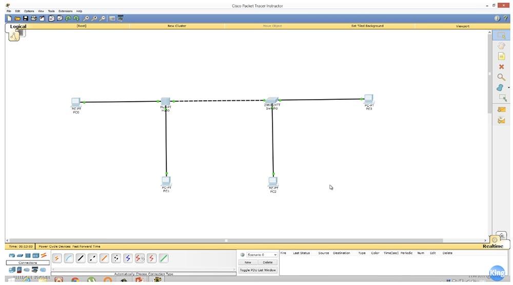 Тренинг Cisco 200-125 CCNA v3.0. День 9. Физический мир свитчей. Часть 1 - 2