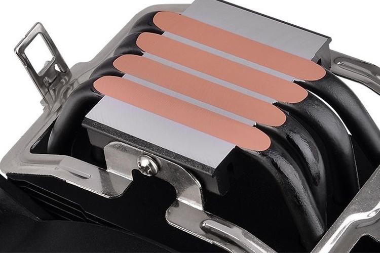 Thermaltake UX200 ARGB Lighting: универсальный CPU-кулер башенного типа