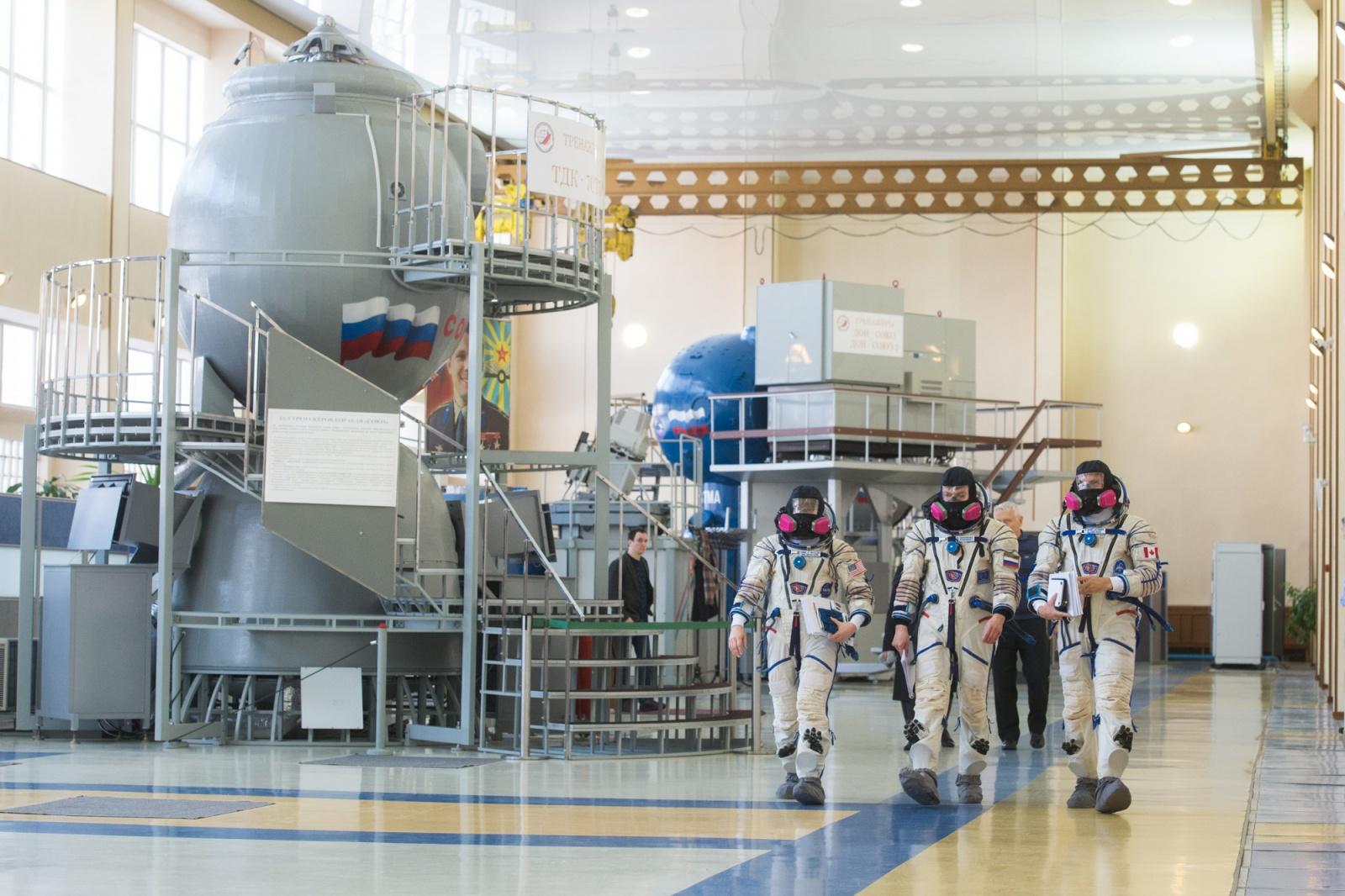 Центр подготовки космонавтов имени Ю.А. Гагарина и Роскосмос начал открытый набор в отряд космонавтов - 1