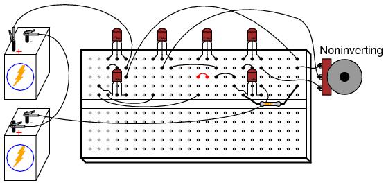 Простейший ОУ на дискретных элементах - 4