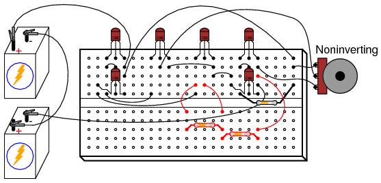 Простейший ОУ на дискретных элементах - 6