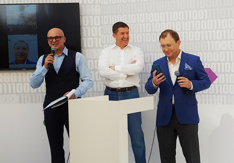 В России совершили первый международный видеозвонок в сетях 5G