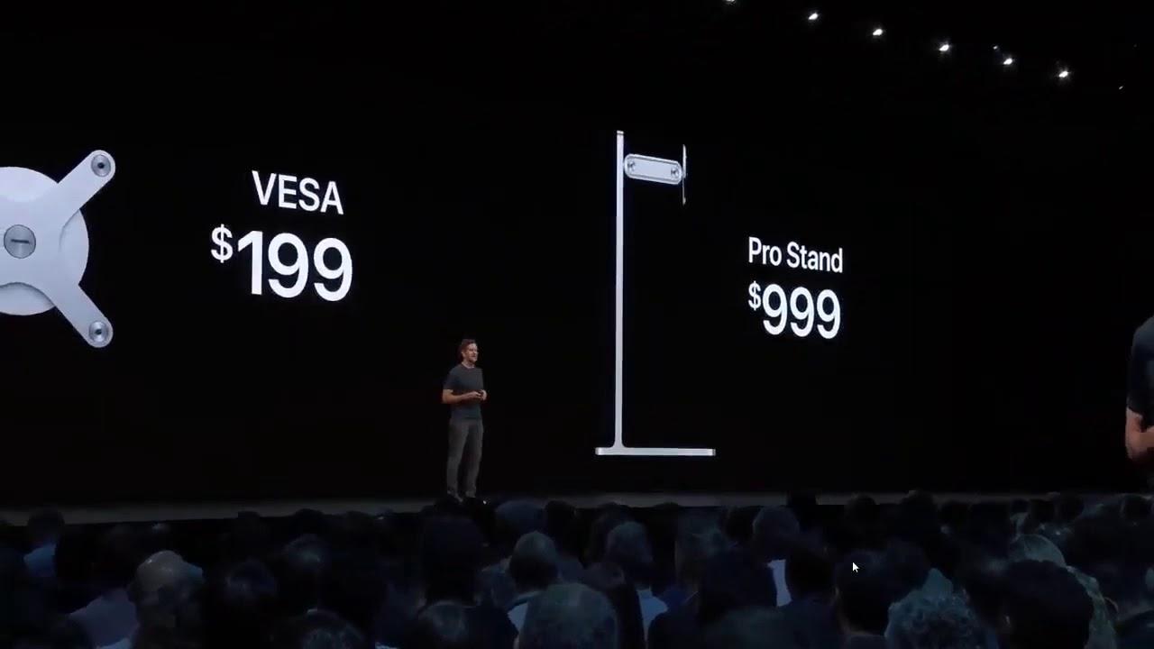 Apple препятствует распространению роликов с негативной реакцией на цену Mac Pro - 1
