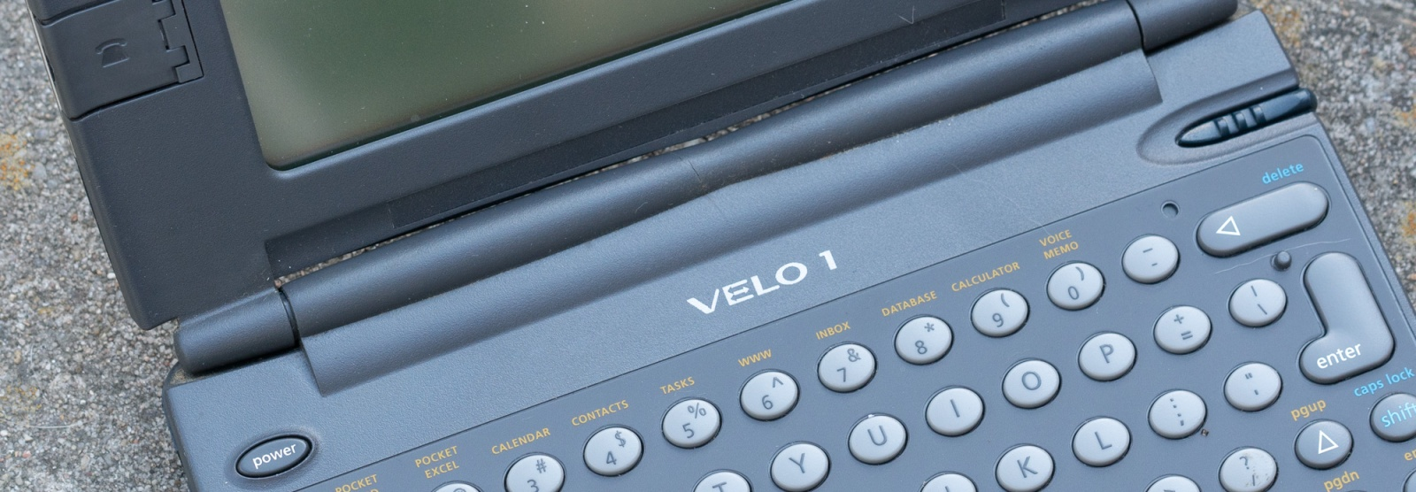 Древности: Philips Velo 1, ночной кошмар энтузиаста технологий - 1
