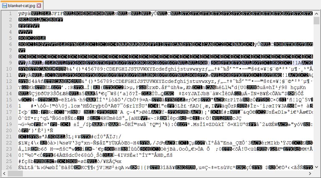Как устроен формат JPEG - 3