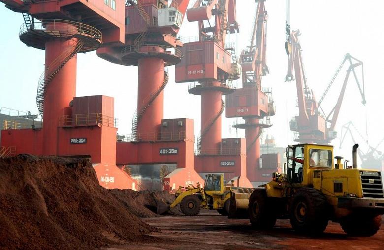 Подходит очередь козырей. Цены на редкоземельные элементы из Китая пошли вверх