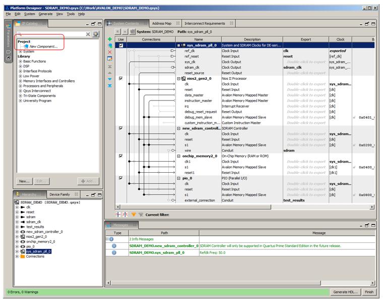Разработка собственного ядра для встраивания в процессорную систему на базе ПЛИС - 10