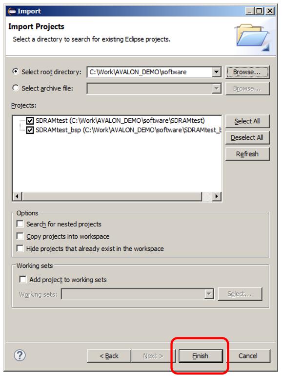 Разработка собственного ядра для встраивания в процессорную систему на базе ПЛИС - 31
