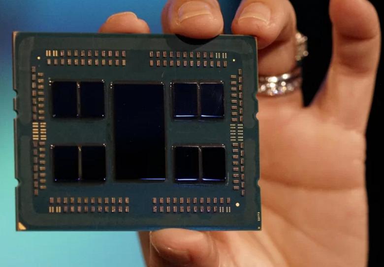 В третьем квартале ожидается увеличение поставок процессоров AMD EPYC - 1