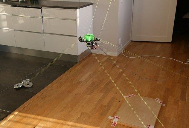 3D-принтер размером с комнату за 250 долларов - 1