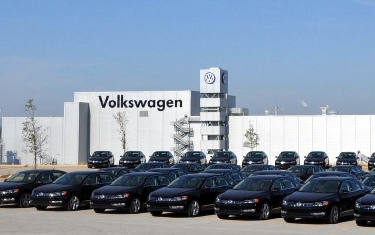 Volkswagen выделит на цифровизацию до 4 млрд евро
