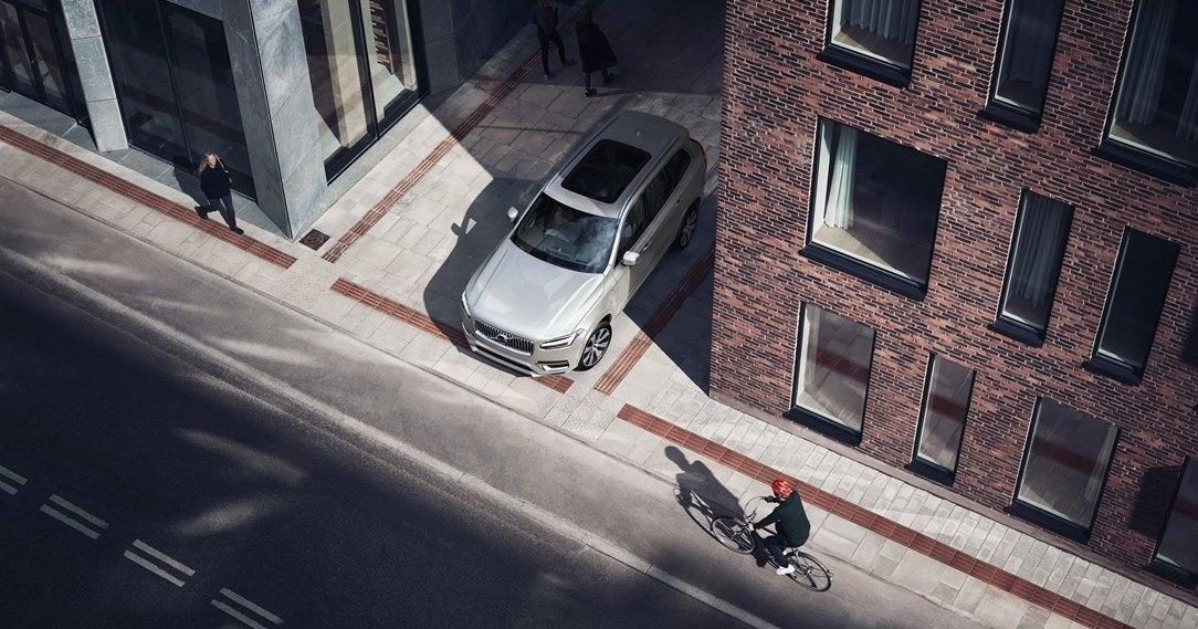Volvo проверит велосипедистов на прочность