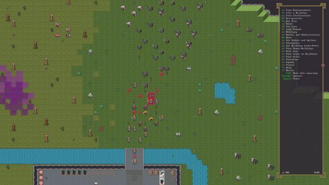 Автор Dwarf Fortress Тарн Адамс рассказывает о разработке игры - 2