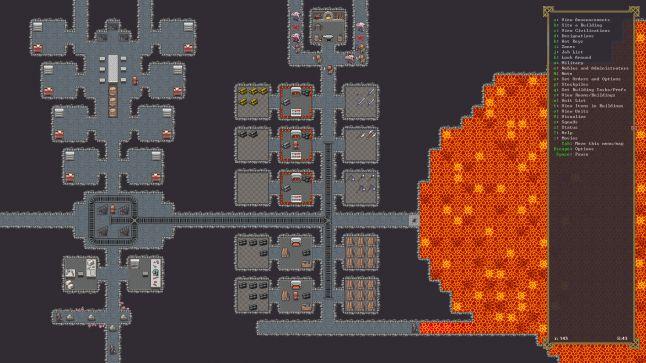 Автор Dwarf Fortress Тарн Адамс рассказывает о разработке игры - 3