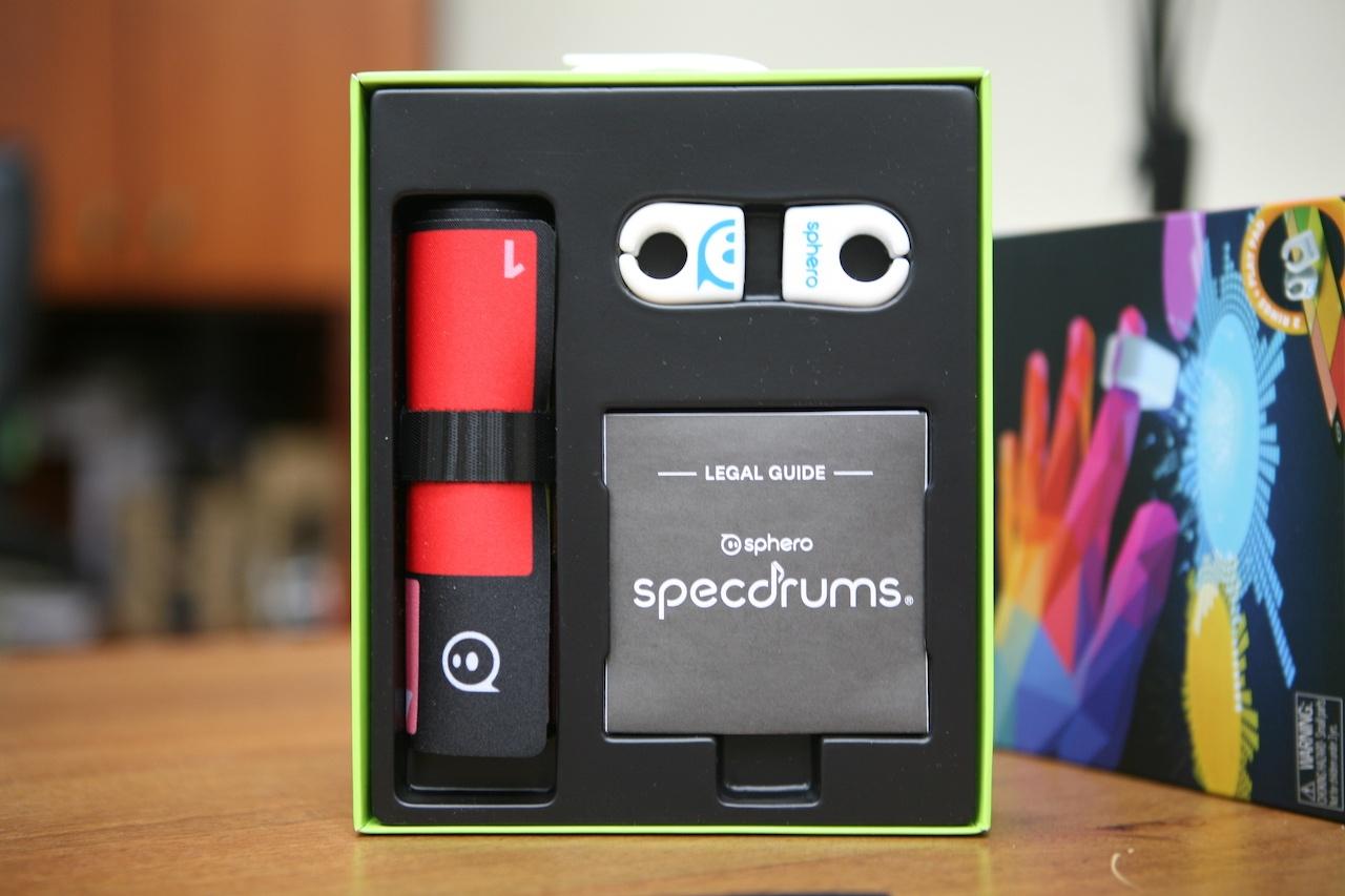 Музыка из пальца: играйте, на чем угодно со SpecDrums от Sphero - 2