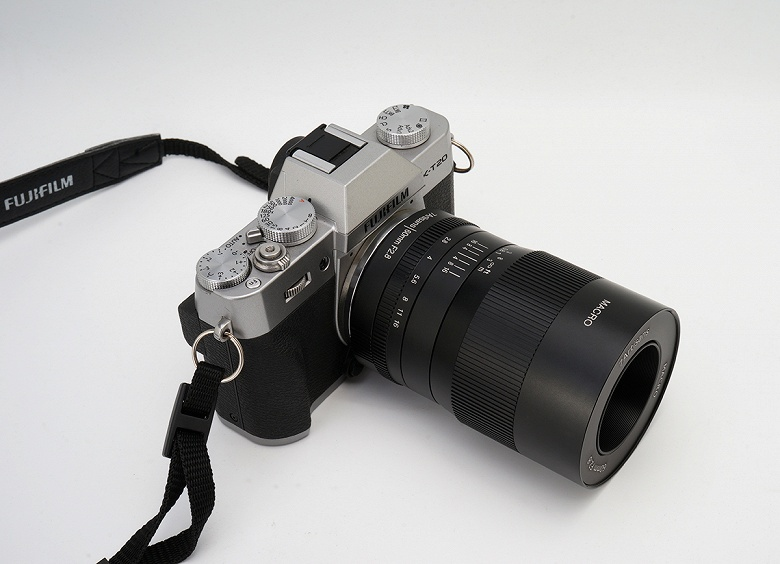 Начались продажи объектива для макросъемки 7Artisans 60mm F2.8 Macro