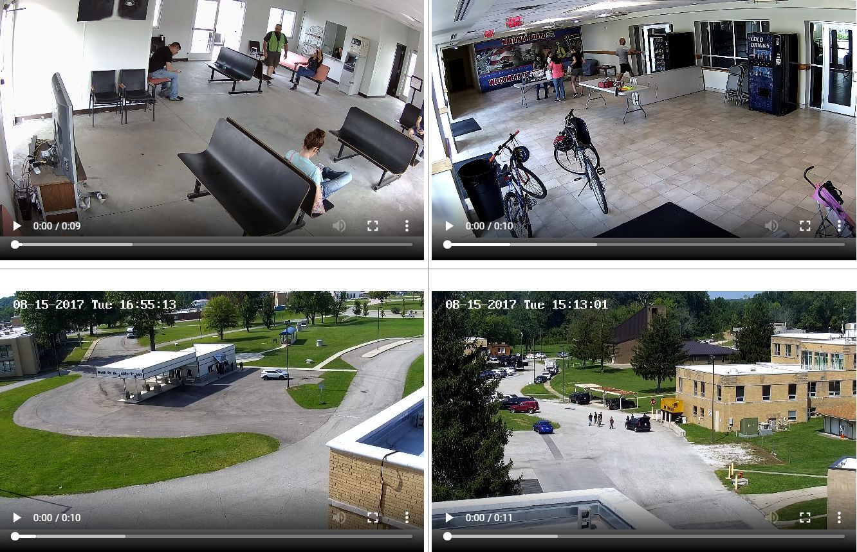 Нейросеть NTechLab заняла второе место на конкурсе NIST по распознаванию действий на видео - 1
