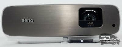 Новая статья: Обзор 4К-проектора BenQ W2700: на уровень выше