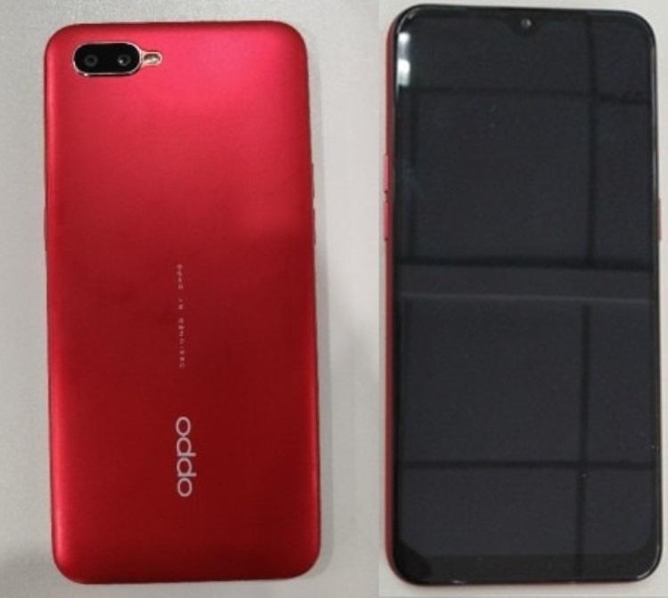 В Сеть «утекли» первые изображения бюджетного смартфона OPPO A1s