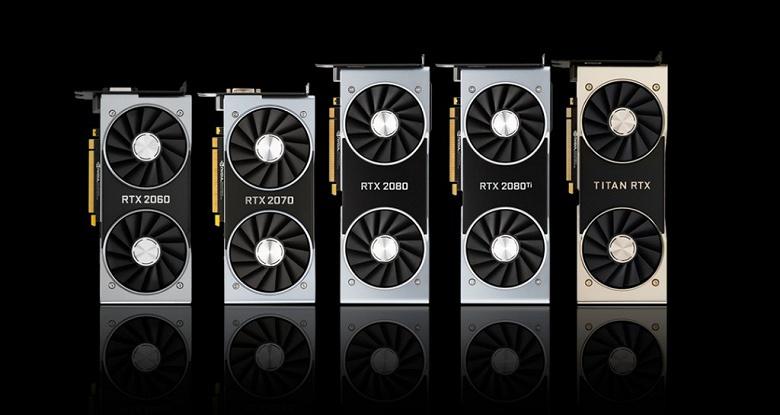Видеокартам GeForce RTX Super приписывают прибавку к количеству ядер CUDA