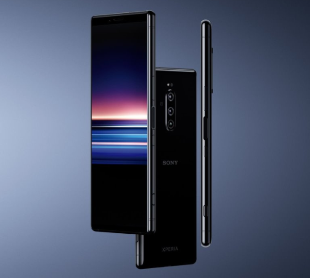 Вытянутый флагман Sony Xperia 1 получил первое обновление