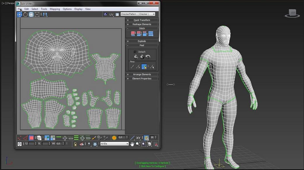 Workflow 3D-художника. Как не утонуть в тонне информации. Часть 1 - 10