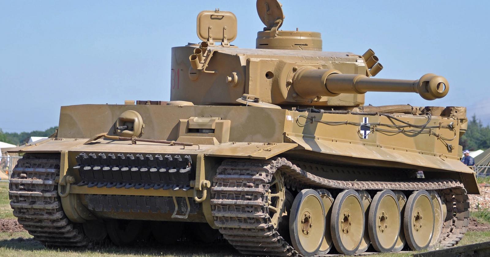 Как боролись с «Тигром»: наставление 1943 года