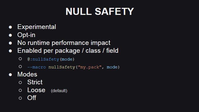Null-безопасность
