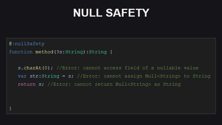 Стандартный режим проверок на null-безопасность