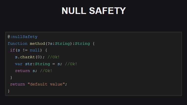 Исправление ошибок, связанных с null-безопасностью
