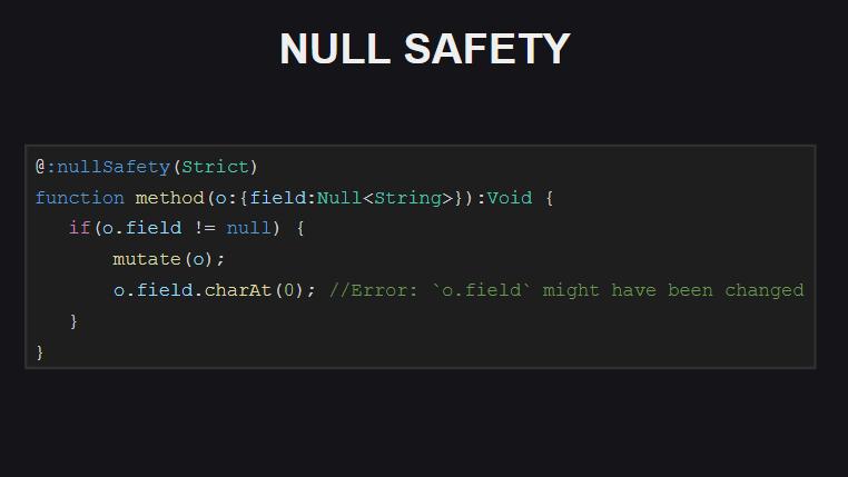 Strict-режим выполнения проверок на null-безопасность