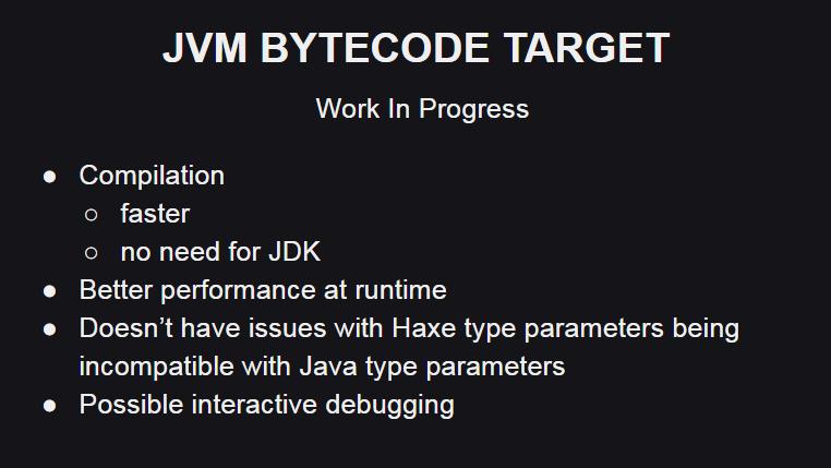 Генерация JVM-байткода напрямую