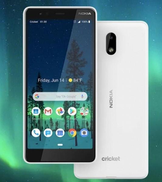 Экран побольше и платформа Qualcomm вместо MediaTek: в США представлены бюджетные смартфоны Nokia 3.1 A и 3.1 C