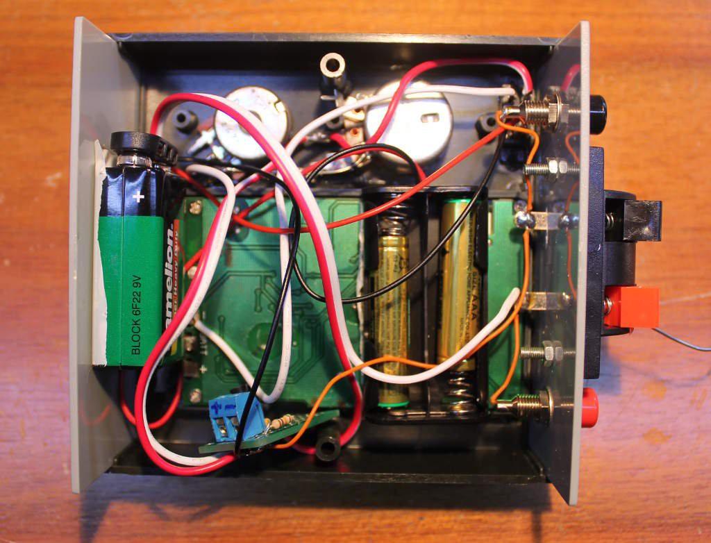 Источник стабильного тока от 5 мкА до 20 мА - 4