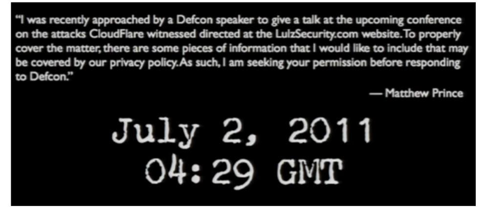 Конференция DEFCON 19. Три поколения DoS-атак (с участием аудитории в качестве жертв). Часть 2 - 7