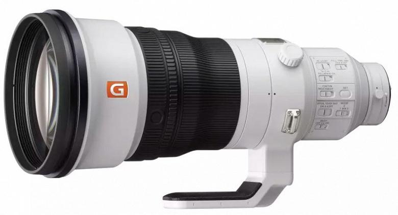 Объектив Sony FE 200-600mm 5.6-6.3mm G OSS можно будет заказать вскоре после анонса - 1