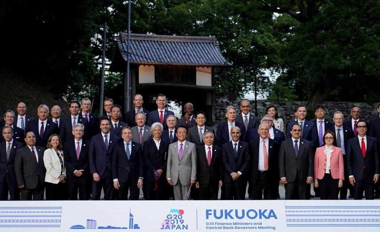 Страны G20 договорились к 2020 году разработать «цифровой налог»